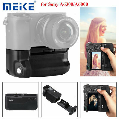 AU63.20 • Buy Meike Professional Veitical Battery Grip For Sony A6300/a6000 DSLR Replacement