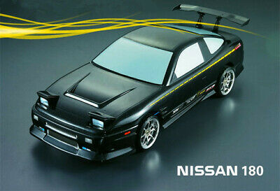 £25.90 • Buy 1/10 RC Car PC Clear Body Shell Nissan S13 180SX