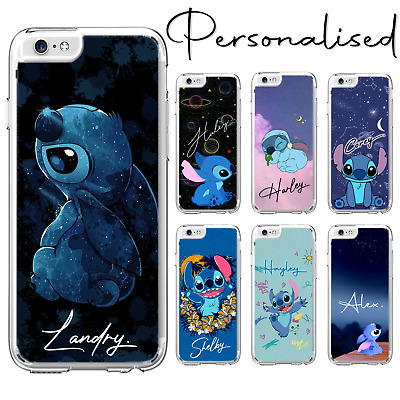 Personalised Text Name Lilo Stitch Disney Case For IPod Touch 5th 6th 7th Gen  • 6.99£