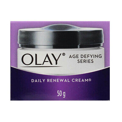 AU19.95 • Buy Olay 50g Age Defying Series Women Daily Renewal Night/Day Cream F/All Skin Types