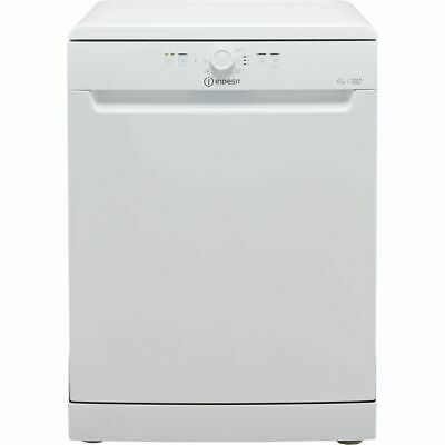 View Details Indesit DFE1B19UK A+ Dishwasher Full Size 60cm 13 Place White New From AO • 239.00£