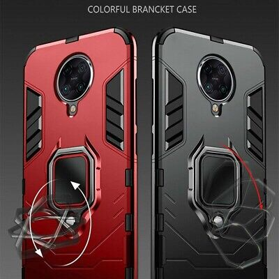AU7.78 • Buy For Xiaomi Poco F2 Pro Redmi K30 Pro Armor Rugged Magnetic Ring Holder Hard Case