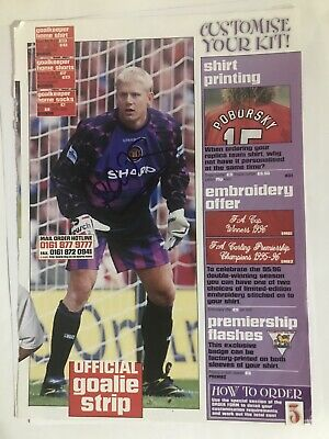Peter Schmeichel - Manchester Utd Signed Picture  • 3.99£