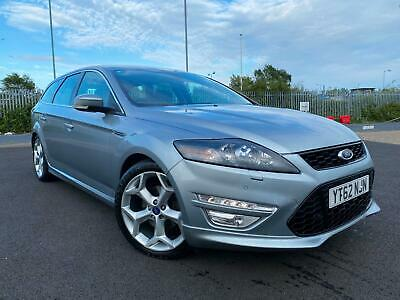 2013 Ford Mondeo 2.2 Tdci Titanium X Sport Turbo Diesel Estate Automatic • 6,995£