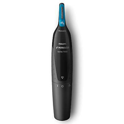 AU37.43 • Buy Philips Norelco Series 1000 Nose Ear & Eyebrow Hair Trimmer Fully Washable NEW