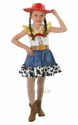 £21.99 • Buy Toy Story Cowgirl Jessie Kids Disney Girls Fancy Dress Costume Childs Outfit