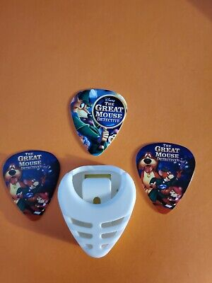 $ CDN14.99 • Buy DIY 3 Piece Great Moue  Guitar Pick Lot With Pick Holder