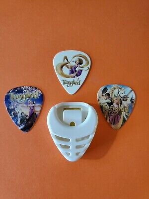 $ CDN14.99 • Buy DIY 3 Piece Tangled Guitar Pick Lot With Pick Holder