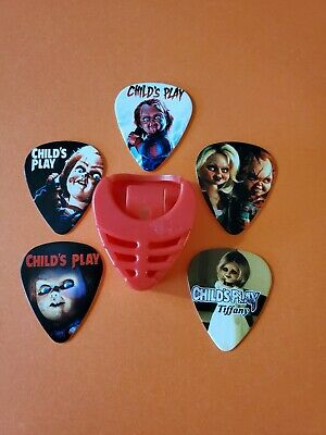 $ CDN19.99 • Buy DIY 5 Piece Childs Play Guitar Pick Lot With Pick Holder