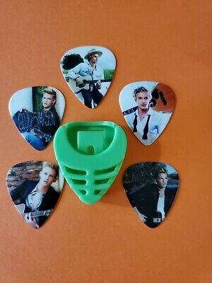 $ CDN19.99 • Buy DIY 5 Piece Cody Guitar Pick Lot With Pick Holder