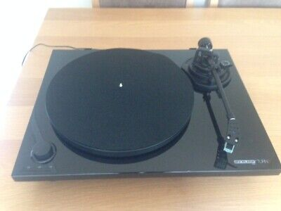 Reloop Turn 3 Turntable With Arm And Audio Technica AT95E Cartridge. • 325£