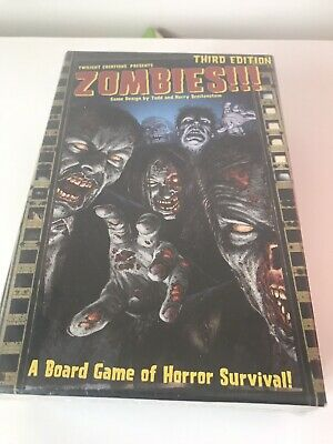 Zombies!!! 3rd Edition Board Game • 18.99£