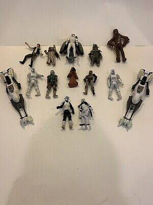 $ CDN100.12 • Buy Star Wars Vintage Collection Action Figures Lot And Speeder