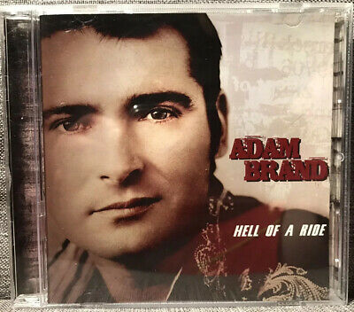 AU14.95 • Buy ADAM BRAND Hell Of A Ride CD 2009 *Disc Mint* FAST FREE POST
