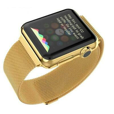 AU27.60 • Buy HOCO Sport Strap For Apple Watch 5 4 3 2 Band Milanese Mesh Loop Wristband Belt