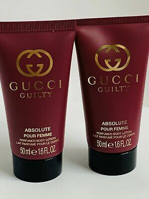 £21.57 • Buy Gucci Guilty Absolute Body Perfumed Lotion Pour Femme   3.4oz /100 Ml