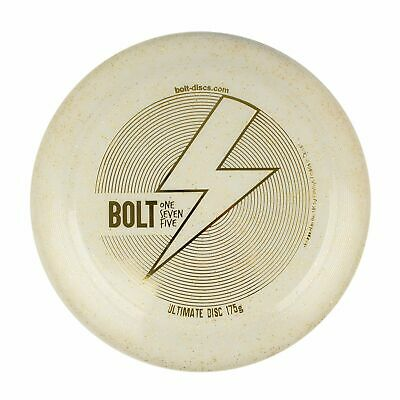 Frisbee Bolt OneSevenFive Ultimate Frisbee Flying Disc! (Ghost Shimmer) • 12.99£