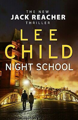 Night School (Hardcover) By Lee Child • 7.50£