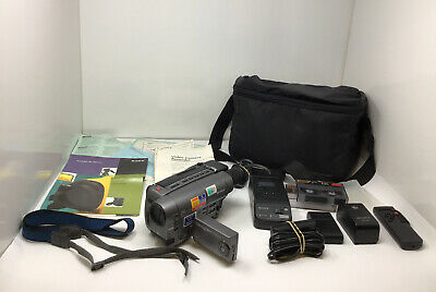 $ CDN208.09 • Buy Sony CCD-TRV22 Handycam 8mm Video8 Camcorder Player Video Transfer Tested