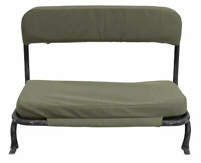 $249.99 • Buy Jeep Flat Fender M38 With 7″ Short-Back, Rear Seat Covers And Cushions