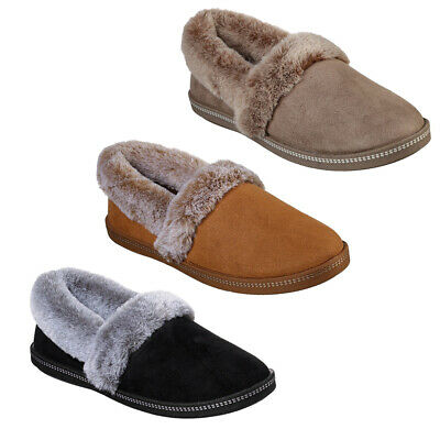 Skechers Cozy Campfire Team Toasty Slip On Slippers With Memory Foam • 31.95£