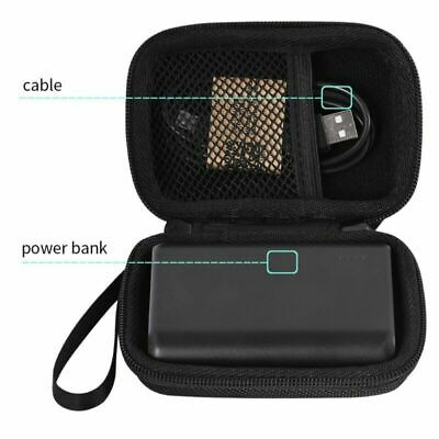 AU13.68 • Buy 1* Hard Bag Case Cover For Anker PowerCore 20100mAh 13000mAh 10000mAh Power Bank