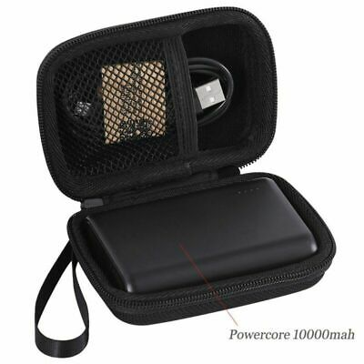 AU17.09 • Buy Hard Case Travel Bag For Anker PowerCore 20100mAh 13000mA 10000mAh Power Bank