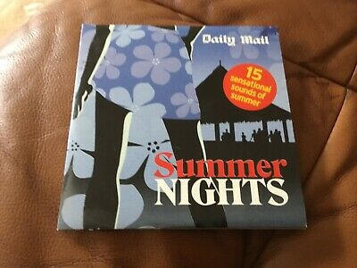 Daily Mail Summer Night Cd • 2£