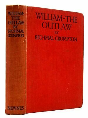 WILLIAM THE OUTLAW - Crompton, Richmal. Illus. By Henry, Thomas • 18.75£