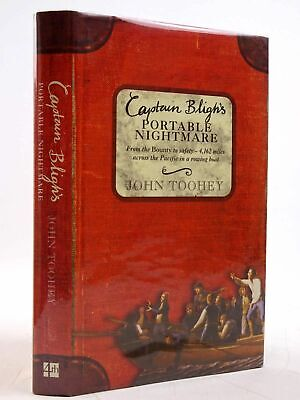 CAPTAIN BLIGH'S PORTABLE NIGHTMARE - Toohey, John • 15.60£