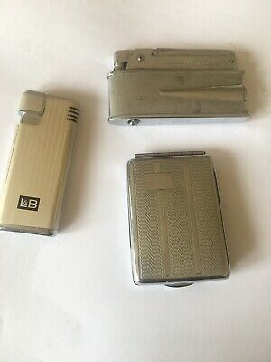 Lighters And Matchbox Case • 7£