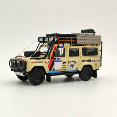 Land Rover Defender 110 Diecast Models Toys Car New Camel Cup Gifts Master 1:64 • 22.05£