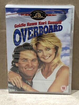 Overboard (DVD) Goldie Hawn *Brand New And Sealed* (1987) Kurt Russell • 6.29£