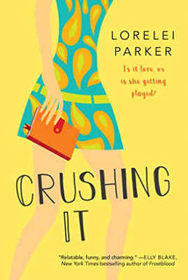 AU18.73 • Buy Parker Lorelei-Crushing It (US IMPORT) BOOK NEW