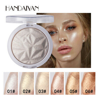 6 Color Marker Face Contour Palette Powder ShiningHighlight Cosmetic For Women  • 3.36£