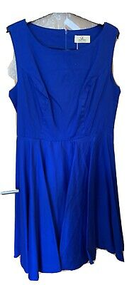 Grace Karin Blue Dress- Size XL • 20£