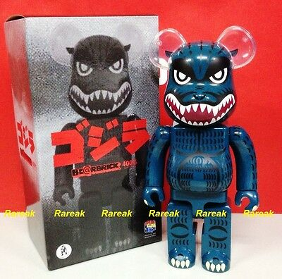 $556.99 • Buy Medicom Be@rbrick 2015 Warner Bros 400% Godzilla 60th Anniversary Bearbrick 1pc