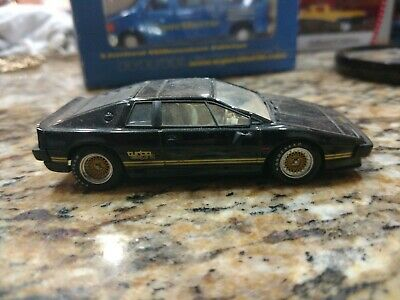 $ CDN39.53 • Buy Auto Art 1/43 Diecast Model Car Lotus Esprit Damaged Loose Used Black