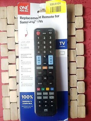 AU24.95 • Buy Replacement Remote For Samsung Tvs