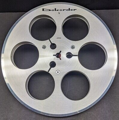 $ CDN80.29 • Buy Dokorder Metal 7 Inch Take-Up Reel - Used / Decent Conditioin