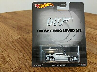 $ CDN8.03 • Buy NEW Hot Wheels James Bond 007 Lotus Esprit S1 Retro Entertainment Real Riders