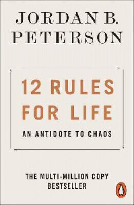 AU25.55 • Buy 12 Rules For Life: An Antidote To Chaos By Peterson, Jordan B..