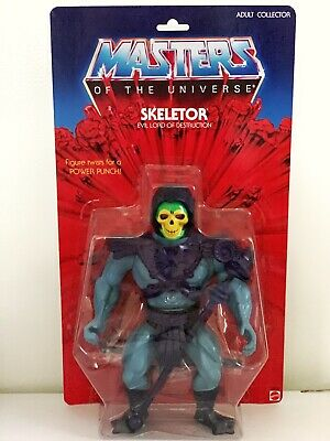 $249.99 • Buy Masters Of The Universe Giant Skeletor MOTU He Man Classics Mattel 12  Inch MOC