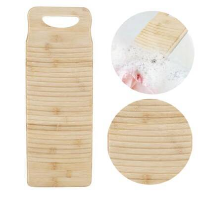£10.37 • Buy Bamboo Washboard Wooden Washing Board Wash Home Laundry Cleaning Clothes UK New
