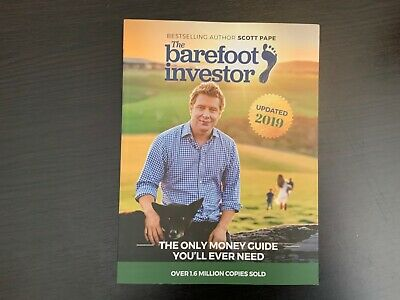 AU38 • Buy The Barefoot Investor Updated 2019 Edition Book By Scott Pape