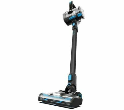 VAX ONEPWR Blade 4 Pet CLSV-B4DP Cordless Vacuum Cleaner Graphite & Blue Currys • 329£