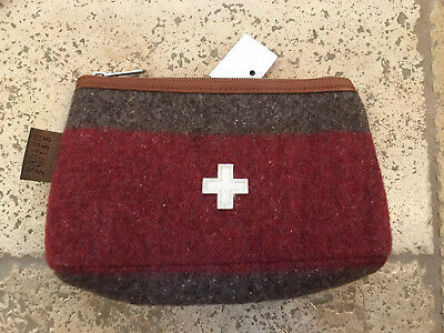 Karlen Swiss Pouch Cosmetic Bag NEW • 64.39£