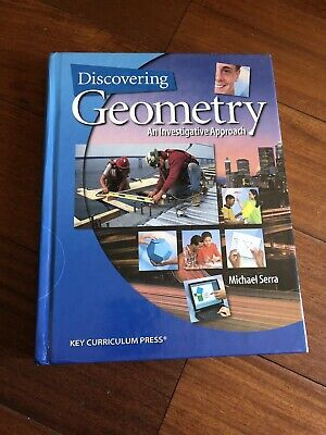 $17 • Buy Discovering Geometry : An Investigative Approach By Michael Serra (Hardcover)
