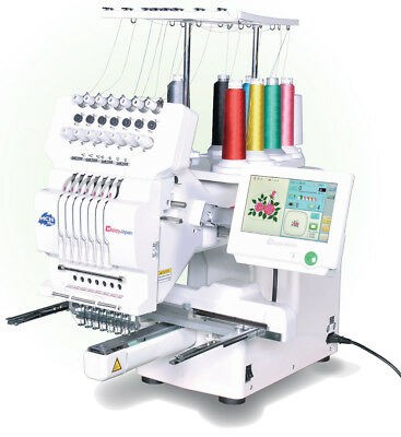 Industrial Embroidery Machine Happy Japan HCHP-701 Professional SPECIAL PRICE!! • 5,495£