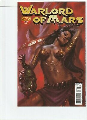 $1.99 • Buy Warlord Of Mars # 23 Variant !!1! Lucio Parrillo  2011 John Carter .99 Auctions